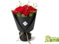 七夕情人节玫瑰花送几朵好?七夕不同玫瑰花数量的含义